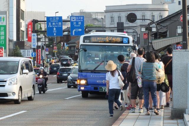 金沢市路線バス